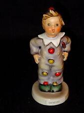 Goebel Hummel ~ CARNIVAL ~ #328 ~ TMK 4 ~ Boy Dressed as a Clown