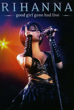 DVD * RIHANNA - GOOD GIRL GONE BAD: LIVE # NEU OVP