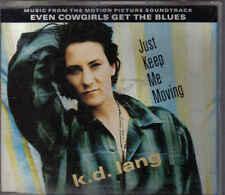 KD Lang-Just Keep Me Moving cd maxi single