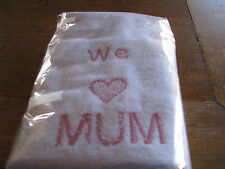 PERSONALISED HAND TOWEL SETS, GREAT GIFTS, ALL BRAND NEW, HUGE RANGE OF COLOURS
