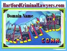 Hartford Criminal Lawyers .com Domain Name For Sale Attorney Law Legal Clients