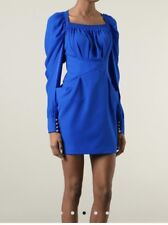 Balmain Silk drapped Dress