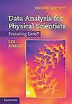 Data Analysis For Physical Scientists: Featuring Excel?: By Les Kirkup