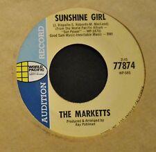 The Marketts World Pacific PROMO 77874 Sunshine Girl and Sun Power