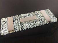 Sample High Quality Mix Metal Glass Mosaic Wall Tiles-Kitchen/Bathroom #J07