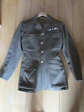 1918 WW1 RAF Pilots Uniform  Named