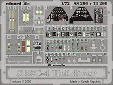 Eduard 1/72 SB2C-4 helldiver etch pour academy # SS266