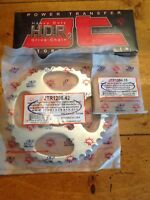 QUALITY HONDA CBR 125 R  JT CHAIN AND SPROCKET KIT HEAVY DUTY 2004-2010