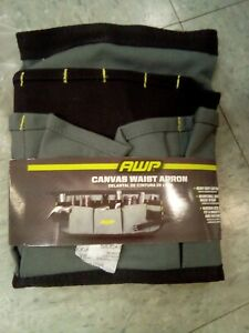 lot of 5 - belt/ pouch/ Tool Bag/ garden  NEW heavy duty cotton lots of storage