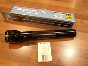 Maglite Torch 3 D Cell Black BNIB