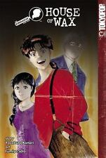 Kindaichi Case Files, The House of Wax-ExLibrary