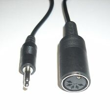 "MIDI to 3.5mm 1/8"" TS Cable - EURORACK Expert Sleepers DJ-1000 ES-5 ESX-8GT mk3"