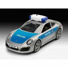 Revell Junior Kit - Porsche 911 Police Voiture À constr