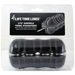 4LIFETIMELINES 3/16 Inch Tube Straightening Tool for Brake and Fuel Line