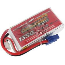 Overlander Extreme 1350 mAh 11.1 V 40 C 250CFX/300X Lipo Batterie OV-2536