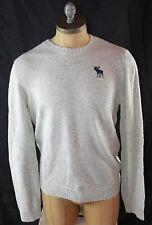 AUTH Abercrombie & Fitch Crewneck Sweater L