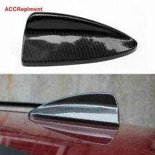 Carbon Fiber Car Roof Shark Fin Antennas Cap Fit for BMW E90 E92 E82 2008-2011