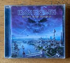 IRON MAIDEN Brave new world - CD