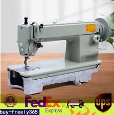 Sm 6 9 Heavy Duty Strong Thick Material Lockstitch Industrial Sewing Machine