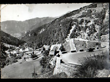 COL de TENDE (06) AUTOMOBILE & VILLA en 1965