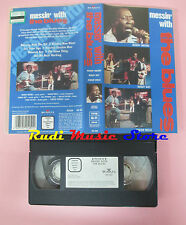 VHS MUDDY WATERS BUDDY GUY JUNIOR WELLS Messin'with the blues BMG cd lp dvd(VM8)