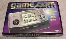 Game.com System In Box - 4 Games In Boxes