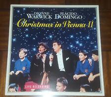 Dionne Warwick, Placido Domingo – Christmas In Vienna II 1994 Dutch LP