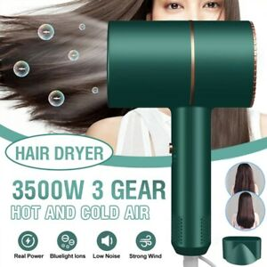 Hair Dryer Household Heating and Cooling Air Anion Hair Dryer