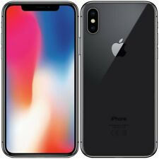 Apple iPhone X - 256 GB - Space Grey - Unlocked
