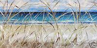 Byron Bay art Australia Landscape Panoramic Sea Beach Grass seascape ocean sand