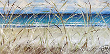 Byron Bay art Australia Landscape Panoramic Sea Beach Grass seascape ocean sand