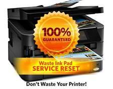 EPSON WORKFORCE WF 310, 315, 610, 633 Waste Ink Pad Service Reset