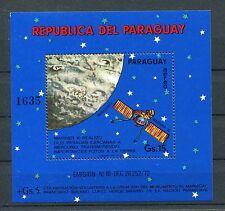 Paraguay Block 231 postfrisch / Weltraum .................................1/2540