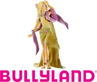 Figurine Princesse Elfe Miriel Fantaisie Statue Peinte Main Jeux Bullyland 75601