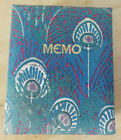 Liberty of London Vintage Hand Made Fabric in England Memo Book, original notepa