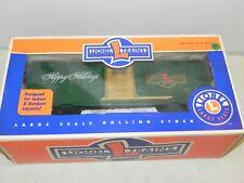 Lionel G Gauge Seasons Greetings 1998 Christmas Box Car NIB 8-87017