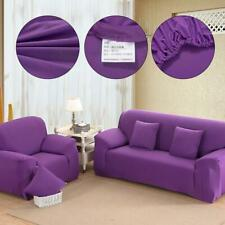Waterproof Elastic Dustproof Slipcover Sofa Cover Cushion Protector For 4-Seater