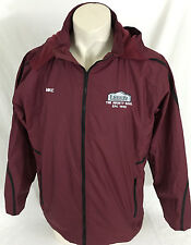 "Lowe's The Mighty Rock Burgundy Race for the Chase 2015 Jacket ""Mike"" Men's XL"