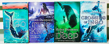 Set of 4x Ingo Novels by Helen Dunmore - Young Adult Fiction Books!