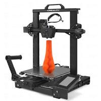 Creality 3D CR-6 SE FDM 3D Printer 235x235x250mm Double Z-Axis Auto-leveling New