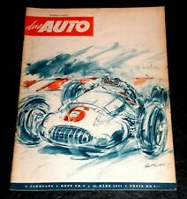 Das Auto AMS 06/51 Formel 1, Volvo PV 444, Walba de Luxe Roller, Wendax-Draisine