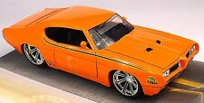 PONTIAC GTO JUDGE 1969 ORANGE JADA 90060 1:24 DIECAST
