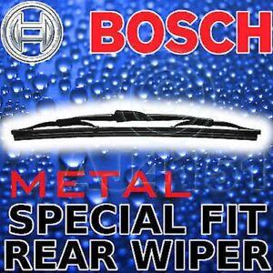 Bosch Specific Fit Rear Wiper Blade Seat Alhambra 00on