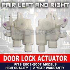 2X Door Lock Actuator for Honda Accord Acura Euro /non Euro 2003-2007 LH+RH NEW