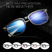 Anti Blue Ray Computer Glasses UV Protection Blue Light Blocking Game Goggles