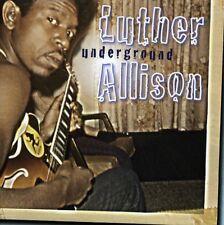 Luther Allison - Underground [New CD]