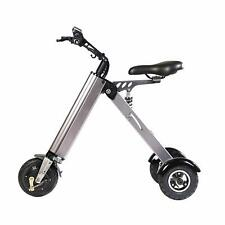 TopMate ES31 Electric Scooter Mini Foldable Tricycle Weight 14KG with 3 Gears...