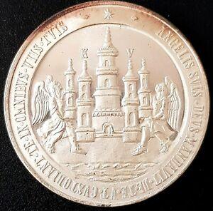 1959 - 1979 XX Anniversary SOC. NUMISMATICA PUEBLA 300 Minted! 25g. silver WOW!!