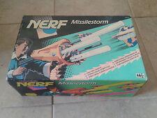 VTG 1993 TONKA KENNER NERF MISSILESTORM GUN MIB BRAND NEW UNUSED COMPLETE!!