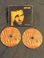 PEARL JAM Indian Summer Silver Pressed 2 CD Set Import Vedder